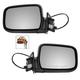 1AMRP00267-Nissan Frontier Xterra Mirror Pair