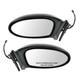 1AMRP00111-2002-05 Pontiac Grand Am Mirror Pair