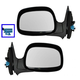 1AMRP00114-2002-07 Buick Rendezvous Mirror Pair