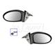 1AMRP00115-2002-03 Pontiac Grand Am Mirror Pair