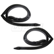 1AWSR00097-Roofrail Weatherstrip Seal Pair  Fairchild Automotive KG3138