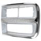 1ALHB00003-1992-96 Chevy Van G-Series Headlight Bezel Driver Side