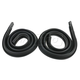 1AWSR00080-1966-70 Roofrail Weatherstrip Seal Pair