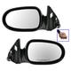 1AMRP00156-1995-99 Nissan 200SX Sentra Mirror Pair