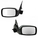 1AMRP00154-1998-00 Ford Contour Mercury Mystique Mirror Pair