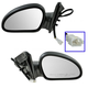 1AMRP00148-1997-02 Ford Escort Mercury Tracer Mirror Pair