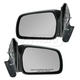 1AMRP00192-1999-00 Ford Windstar Mirror Pair