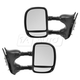 1AMRP00191-Ford Mirror Pair