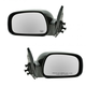 1AMRP00168-2002-06 Toyota Camry Mirror Pair