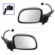 1AMRP00164-1999-04 Jeep Grand Cherokee Mirror Pair