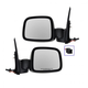 1AMRP00169-2002-07 Jeep Liberty Mirror Pair