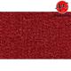 ZAICF01628-1974-77 Ford Mustang II Passenger Area Carpet 4751-Firethorn