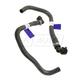 1AHCK00003-Volvo S60 V70 Molded Heater Hose (with Connector) Pair
