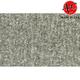ZAICF01540-2005-09 Chevy Equinox Passenger Area Carpet 7715-Gray