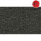 ZAICF01535-2005-09 Dodge Durango Passenger Area Carpet 902-Taupe