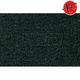 ZAICF01551-1978-82 Chevy G20 Passenger Area Carpet 7980-Dark Green