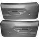 1AIDP00086-1970-74 Plymouth Barracuda Cuda Molded Plastic Door Panels