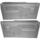 1AIDP00080-1980-86 Ford Molded Plastic Door Panels