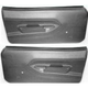 1AIDP00085-1970-74 Plymouth Barracuda Cuda Molded Plastic Door Panels