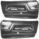1AIDP00070-1970-74 Dodge Challenger Molded Plastic Door Panels