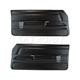 1AIDP00061-Molded Plastic Door Panels Pair