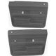 1AIDP00063-1973-76 Molded Plastic Door Panels