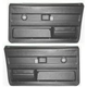 1AIDP00062-1973-76 Molded Plastic Door Panels