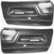 1AIDP00069-1970-74 Dodge Challenger Molded Plastic Door Panels