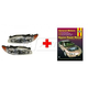 1ALHM00001-1997-99 Pontiac Grand Prix Headlight and Corner Light Kit with Haynes Repair Manual
