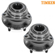 TKSHS00005-Wheel Bearing & Hub Assembly Front Pair Timken 513061
