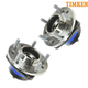 TKSHS00001-Wheel Bearing & Hub Assembly Timken 513137