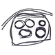 1AWSK00334-1953-55 Volkswagen Beetle Weatherstrip Seal Kit