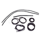 1AWSK00335-1956-57 Volkswagen Beetle Weatherstrip Seal Kit