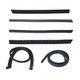 1AWSK00312-Mercedes Benz Roofrail Weatherstrip Seal