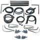 1AWSK00311-Mercedes Benz Complete Weatherstrip Seal Kit