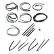 1AWSK00319-Mercedes Benz Complete Weatherstrip Seal Kit