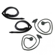 1AWSK00329-1978-80 Door and Roof Rail Weatherstrip Seal Kit