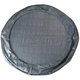 1AMAT00009-Spare Tire Cover Gray