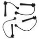 A7ESW00004-Kia Rio Spark Plug Wire Set  Auto 7 025-0186