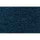 ZAICK23235-1974 Dodge W100 Truck Complete Carpet 7879-Blue