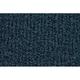 ZAICK12236-1990-91 Chevy R3500 Truck Complete Carpet 4033-Midnight Blue