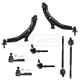 1ASFK01776-Nissan Sentra Steering & Suspension Kit