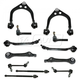 1ASFK01790-Suspension Kit Front