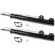 MNSSP00099-Mercedes Benz Strut Assembly Pair Monroe 71808