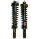 MNSSP00073-Acura EL Honda Civic Strut & Spring Assembly Pair  Monroe Quick-Strut 171291L  171291R
