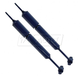 MNSSP00085-Shock Absorber Pair Monroe 32296