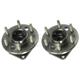 TKSHS00053-Wheel Bearing & Hub Assembly Rear Pair Timken 512237