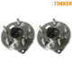 TKSHS00050-Wheel Bearing & Hub Assembly Timken 512003