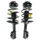 MNSSP00027-1995-96 Toyota Camry Strut & Spring Assembly Pair  Monroe Quick-Strut 171979 & 171980
