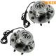 TKSHS00062-Dodge Wheel Bearing & Hub Assembly  Timken HA590166